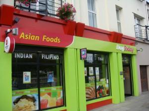asian foods derry